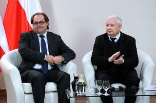 Kaczyński: Budując kanał przez Mierzeję Wiślaną, kończymy ostatecznie z zależnością od Rosji
