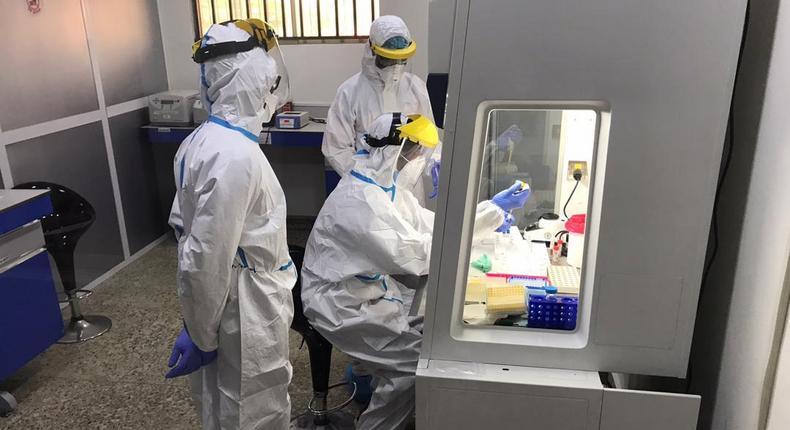 NCDC activates 3 more Coronavirus laboratories, now 33 in Nigeria. [Twitter/@NCDCgov]