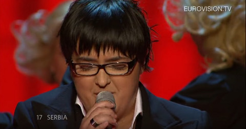 Ćutala je 12 godina o tome: Evo šta je Marija Šerifović radila u bekstejdžu Evrovizije!