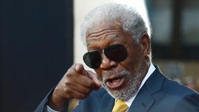 Morgan Freeman nie ukrywa, że pracuje dla pieniędzy