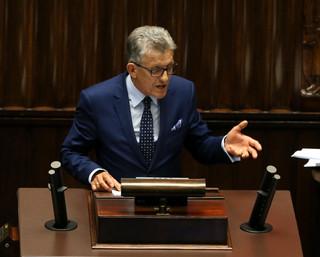 Piotrowicz nie zapoznał się z opinią KE: Nie jest możliwym, ażeby poseł przeczytał wszystkie dokumenty
