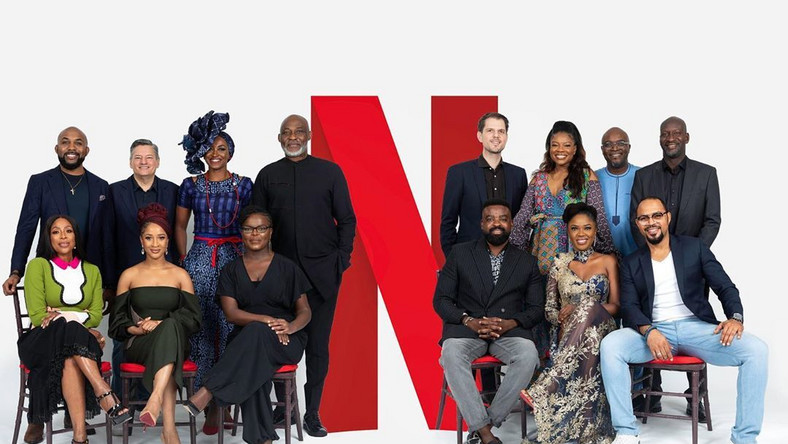 Kate Henshaw, Joke Silva, Bimbo Akintola, Richard Mofe Damijo are among the ensemble cast for Netflix Naija's first original series