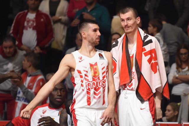 Ognjen Dobrić i Boriša Simanić