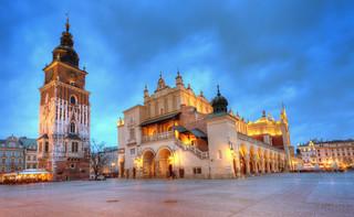 Czwarta doba gaszenia pożaru w archiwum Urzędu Miasta Krakowa