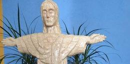 Stworzył Jezusa z 80 tysięcy zapałek