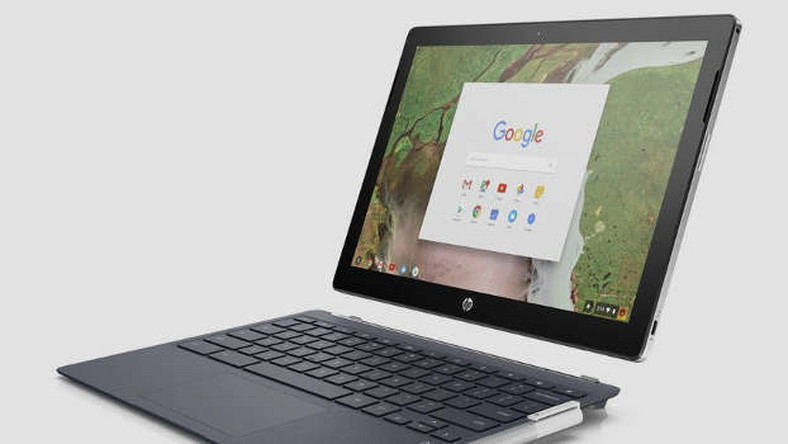 HP pokazuje Chromebooka x2
