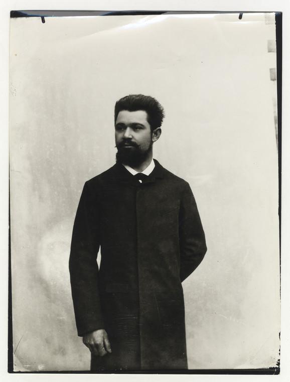Djordje Stanojević, 1887-9.