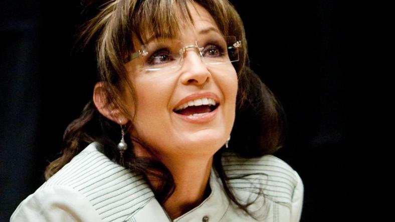 Internet kpi z Sary Palin. Pomyliła Koree