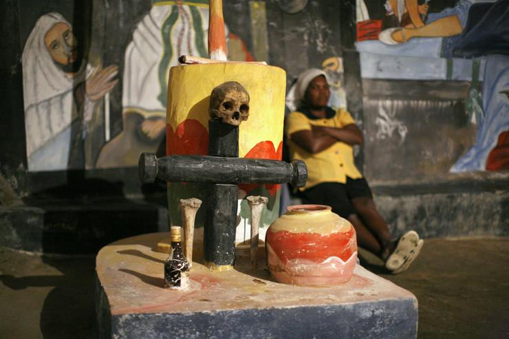 Vudu magija vodi poreklo iz jugozapadnog Zaira i zapadne Nigerije