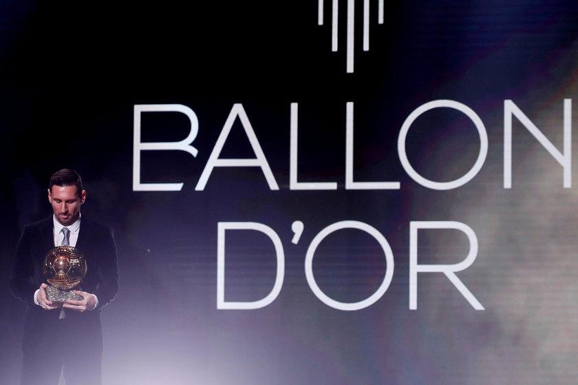 The Ballon d?Or awards