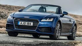 Gama Audi TT powiększa się - więcej wersji z dieslem