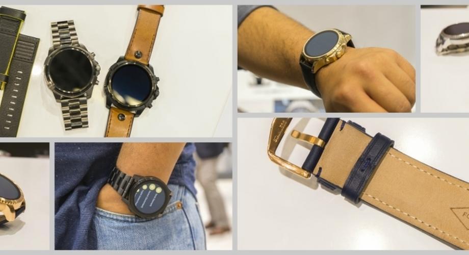 Fossil, Diesel, Michael Kors und Co.: Smartwatches im Hands-on