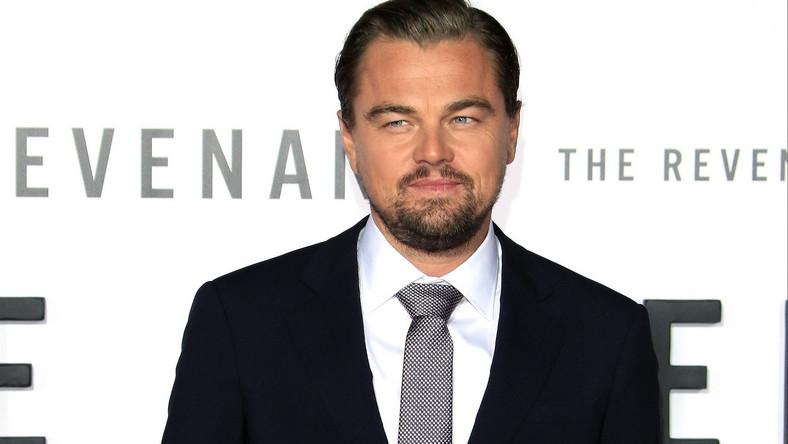 """Leonardo DiCaprio przyznał, że odrzucił propozycję występu w filmach z serii """"Gwiezdne wojny"""""""