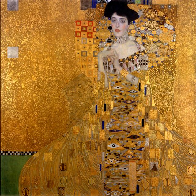 Adele Bloh-Bauer I, 1907.
