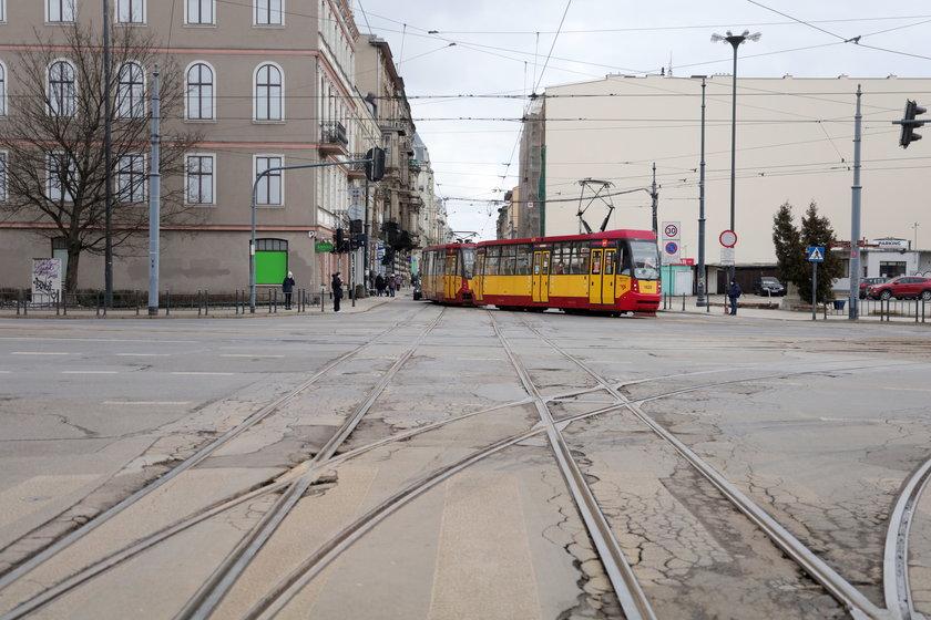 Tunel pod Łodzią. Budowa wyłączyła komunikację.