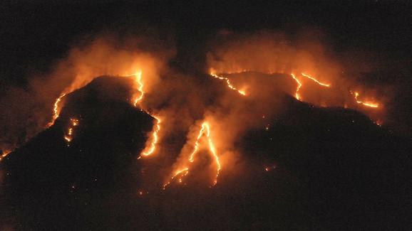 brazil amazon požari