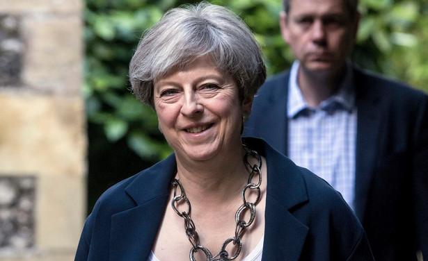 """Brytyjska premier wielokrotnie zapowiadała, że """"brak porozumienia (z UE) jest lepszy niż złe porozumienie"""""""
