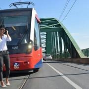 Olivera Stojanović vozač tramvaja