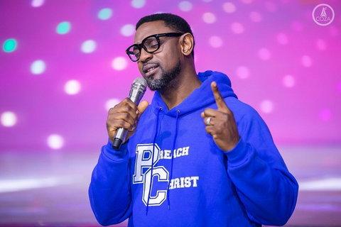 Pastor Biodun Fatoyinbo of COZA (Instragram/Biodun Fatoyinbo)