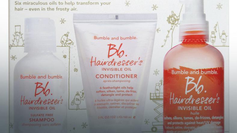 bb Hairdresser's Invisible Oil