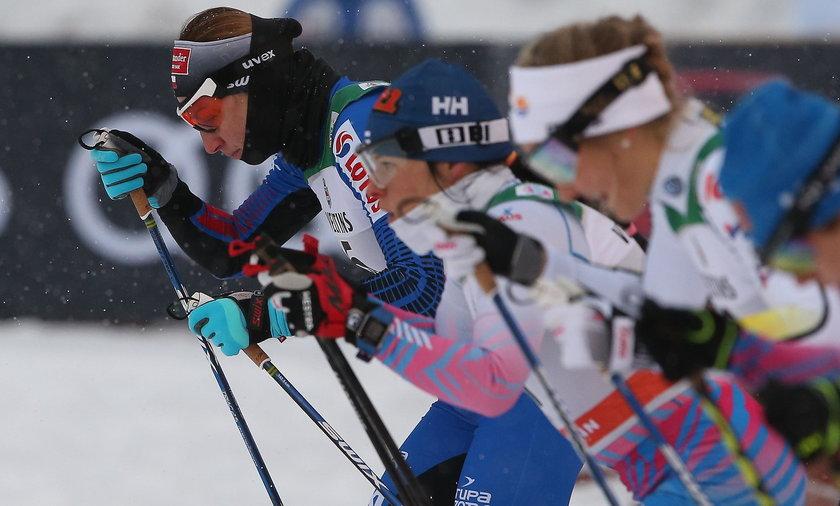 PŚ w Lillehammer: Justyna Kowalczyk odpadła w ćwierćfinale