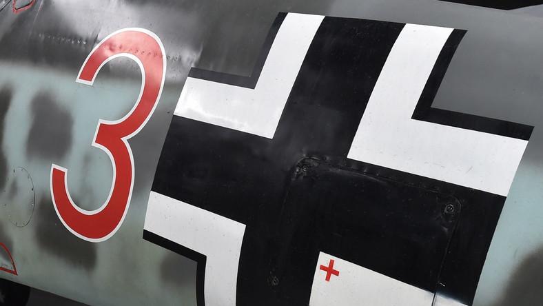 Z maszyną tą wiąże się interesująca historia. Zaawansowany jak na II wojnę światową myśliwiec mógł trafić do zbiorów krakowskiego muzeum tylko dzięki awarii, jaka mu się przytrafiła 28 maja 1944 roku...