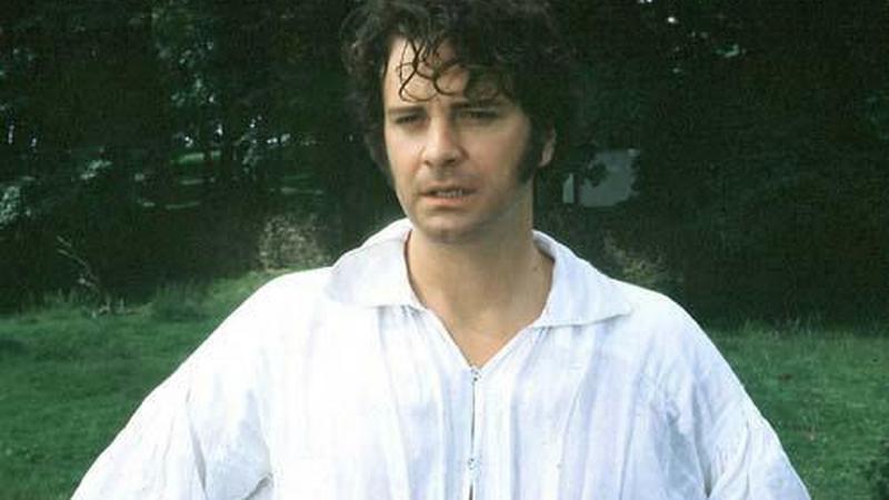 Przeklęty Colin Firth