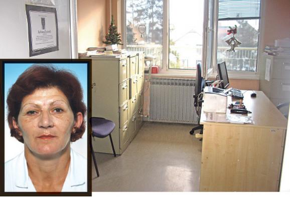 Ordinacija posle  zločina: Mesto  ubistva sestre Ljubinke Popović