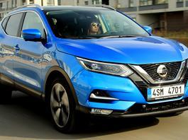 Nissan Qashqai DIG-T 160 - rozmiar ma znaczenie | TEST