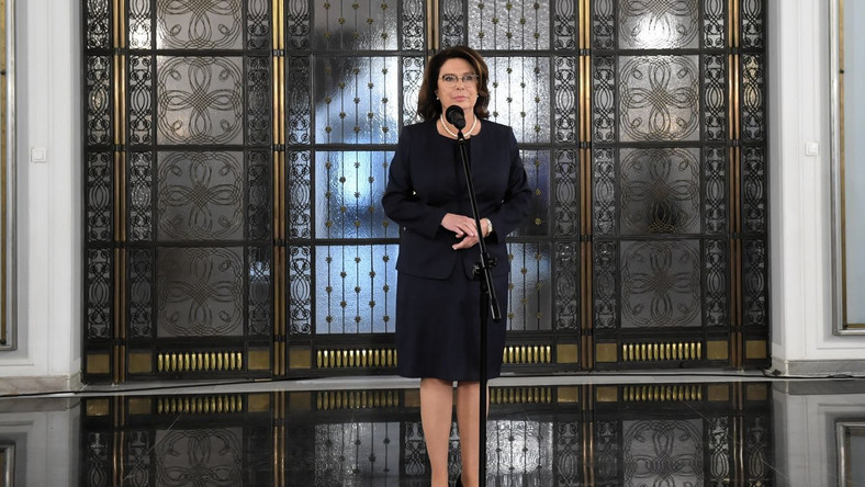 Małgorzata Kidawa-Błońska, była kandydatka PO na prezydenta