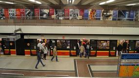 Tragedia w warszawskim metrze. Utrudnienia trwały cztery godziny
