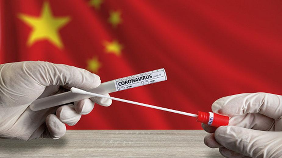 Chiny wykluczają, że COVID-19 wyciekł z ich laboratorium