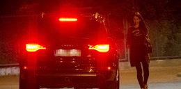 Złodzieje ukradli i oddali auto Kaczyńskiej