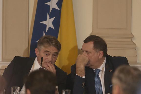 Komšić i Dodik