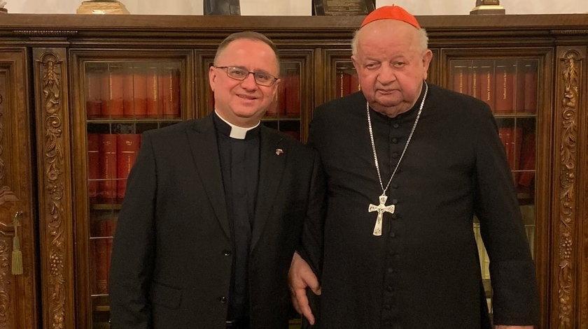 Ks. Mirosław Król oskarżony o molestowanie seksualne