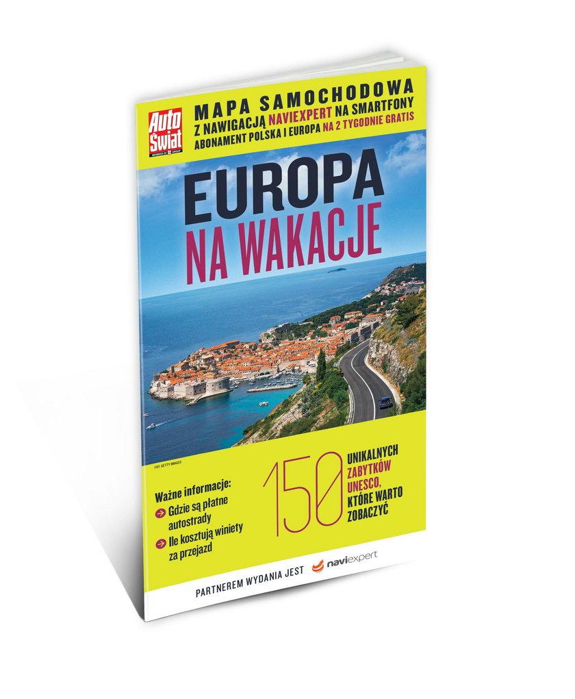 Auto Świat z Mapą Europy. Już w sprzedaży!