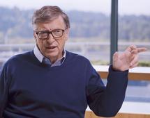 Bill Gates wspiera walkę z chorobą Alzheimera z prywatnych środków