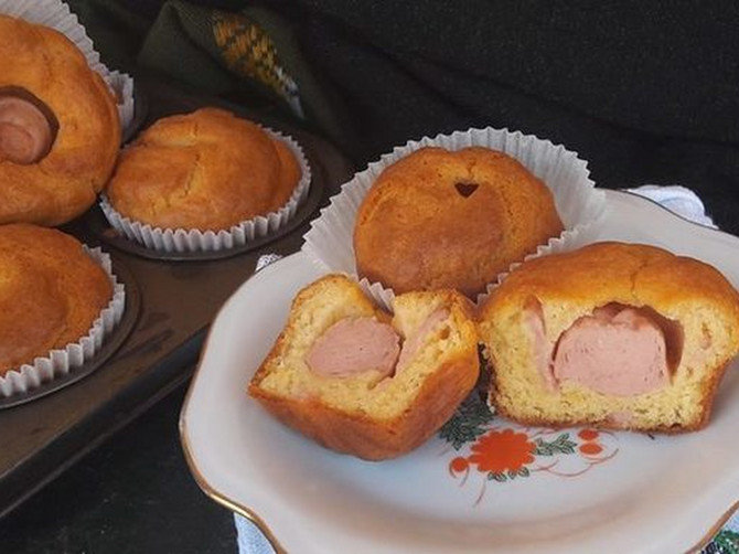 Carski mafini, za carski doručak: Umutite i poslužite za 15 minuta