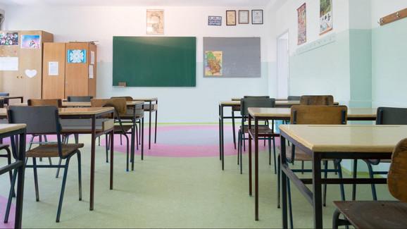 Prazne učionice