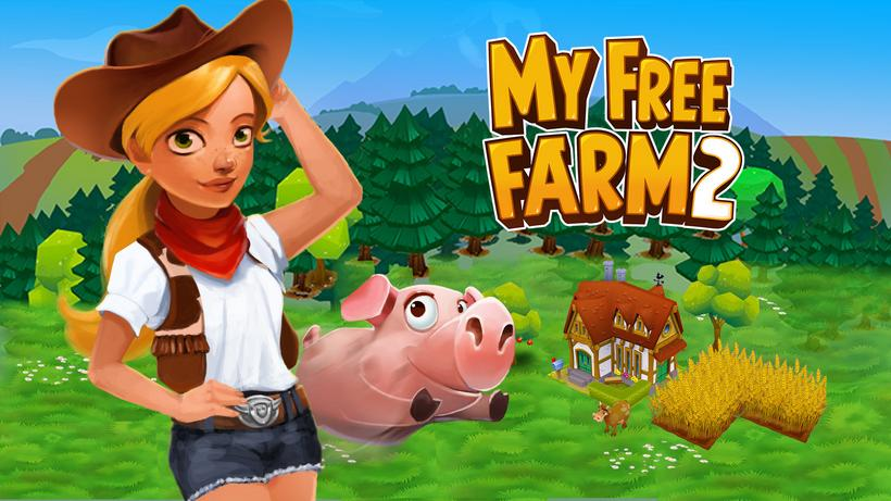 gameplanet My Free Farm 2