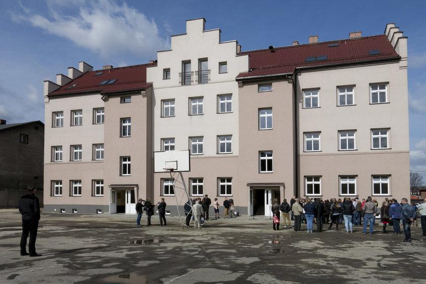 Przekazanie kluczy do mieszkań w Świętochłowicach