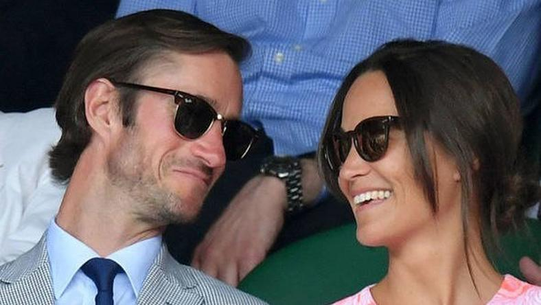 Pippa Middleton and James Matthews will be married in May 2017.