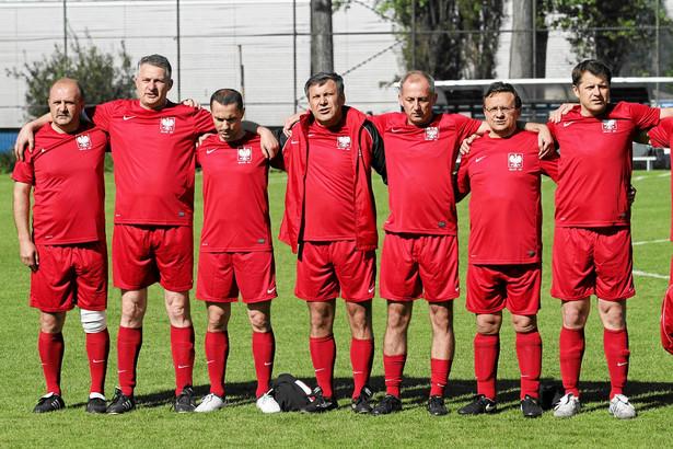 Piłkarska reprezentacja polskiego parlamentu
