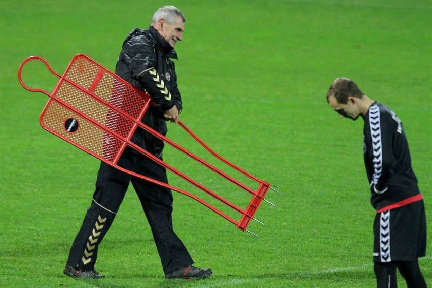 Beenhakker szuka trener dla Polonii