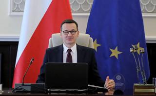 Morawiecki: W kwestii koronawirusa bardzo ważna jest współpraca na forum UE