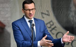 Niezapowiedziane 700+. Morawiecki: PiS sprawi, że przez cztery lata będę rosły płace