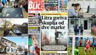 """""""EuroBlic"""" za 6.12. NIJE ŠIJA NEGO VRAT Odustali od akcize, GRABE na putarini"""