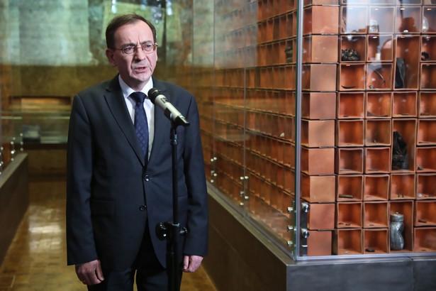Minister Kamiński jest szkodnikiem polskiego państwa - uważa polityk opozycji