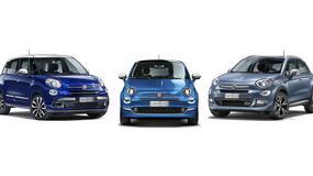 Fiat 500X i 500L w limitowanej serii Mirror