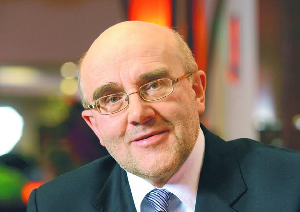 Dariusz Sałajewski, prezes Krajowej Rady Radców Prawnych.